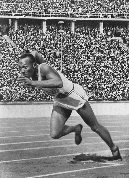 jesse owens essay Triumphs against racism in nazi germany and america the olympian jesse owens is a powerful figure in american history he is not only famous for his incredible.