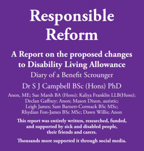 Responsible Reform cover page