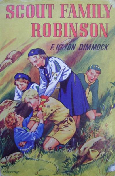 Scout Family Robinson