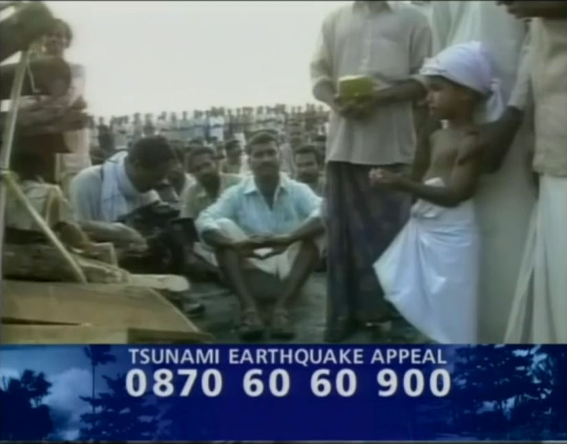 DEC Tsunami Earthquake Appeal